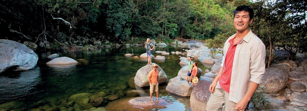Discover the Mystery of the Mossman Gorge