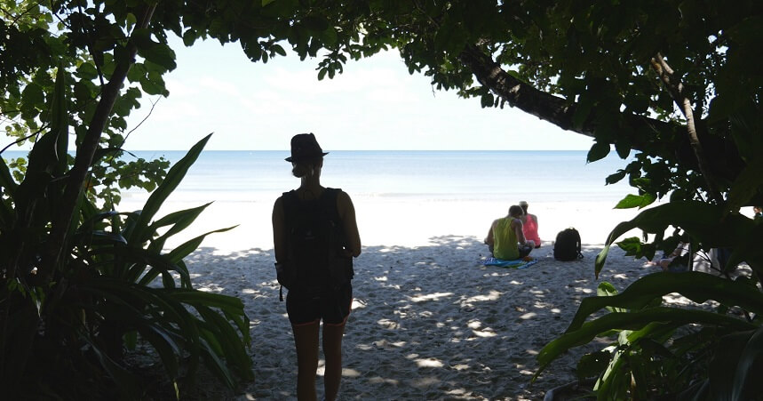 Daintree Rainforest Tours - Cape Tribulation Beach 1