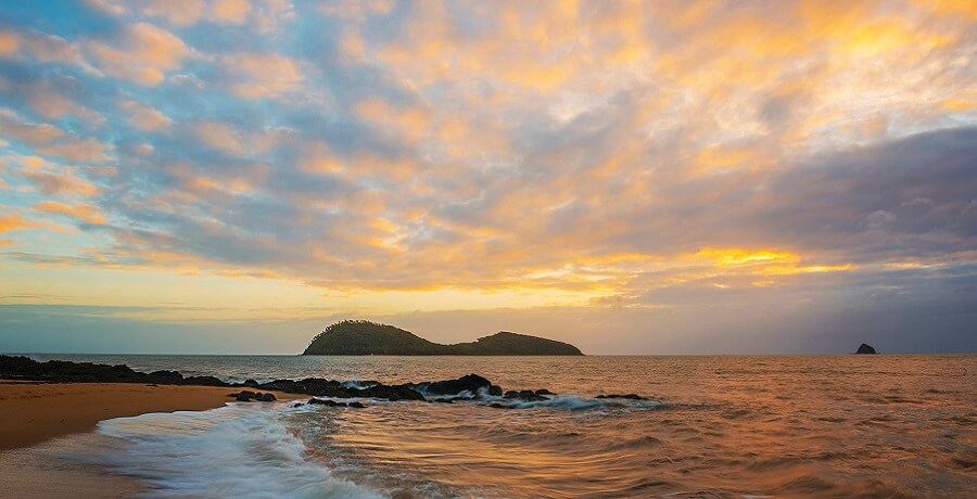 Sunset - Cape Tribulation