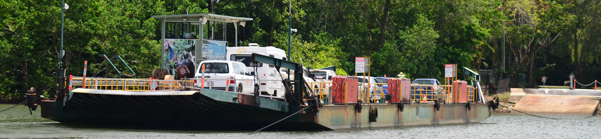 How Much Does the Daintree Ferry Cost?
